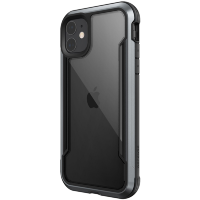 Чехол Raptic Shield для iPhone 12 mini Чёрный