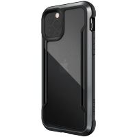 Чехол Raptic Shield для iPhone 12/12 Pro Чёрный